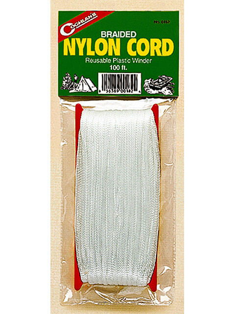 Coghlans Nylon Seil weiß